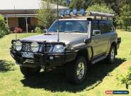 2009 Nissan Patrol GU Y61 Ti Wagon 7seat Spts Auto 4sp 4x4 3.0DT [MY09)  for Sale